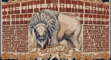 The Outlaw Roadshow Austin 2012