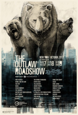 The Outlaw Roadshow NYC 2013