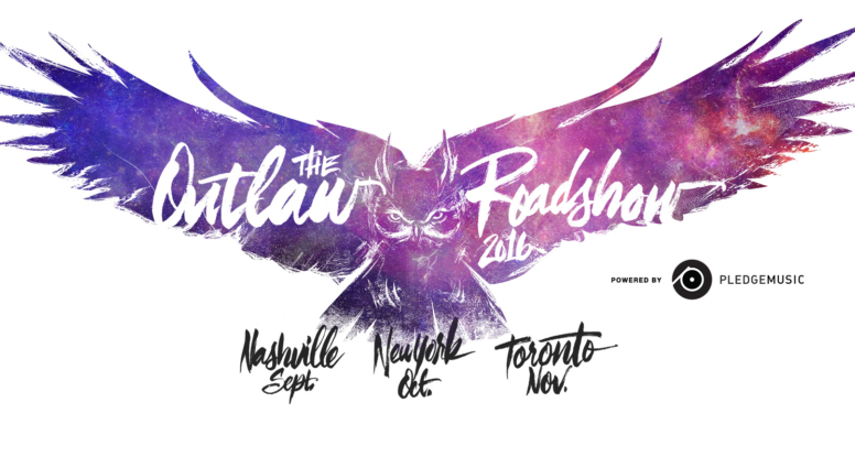 The Outlaw Roadshow 2016